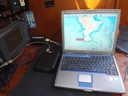 AIS無線機の運用